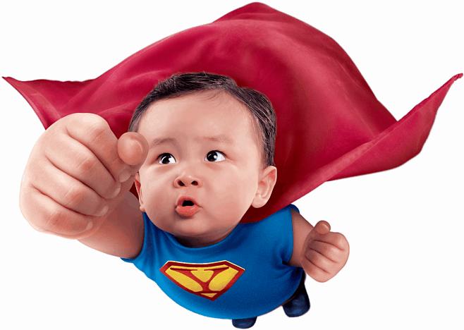 zvýšenie povedomia, superkid
