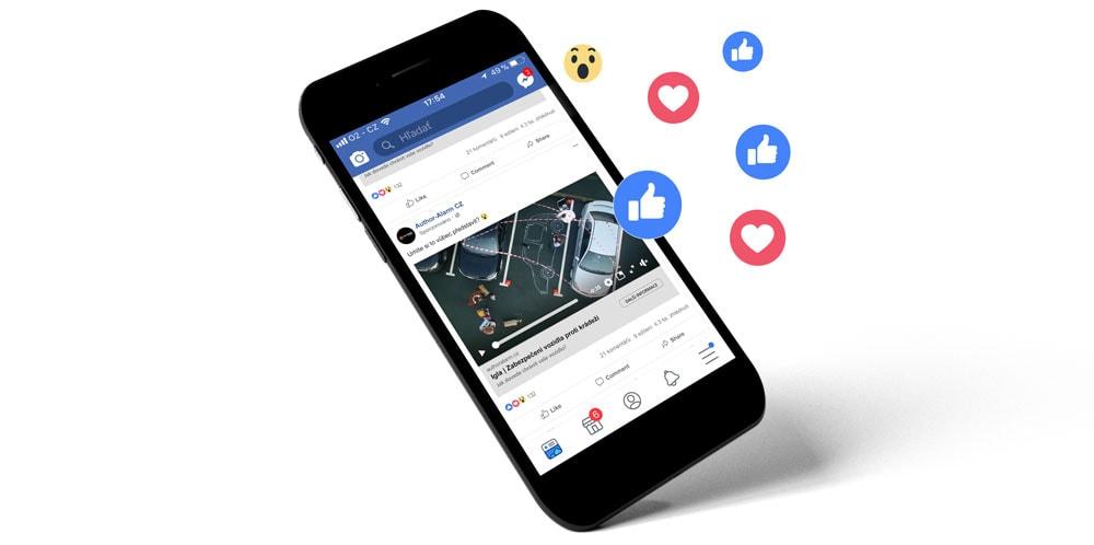 Online marketing na sociálnich sieťach